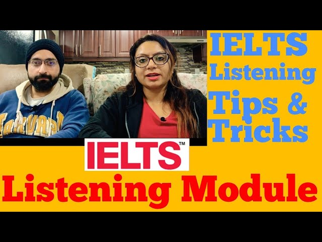 Guaranteed 9 Bands in IELTS Listening module || Tips and Tricks