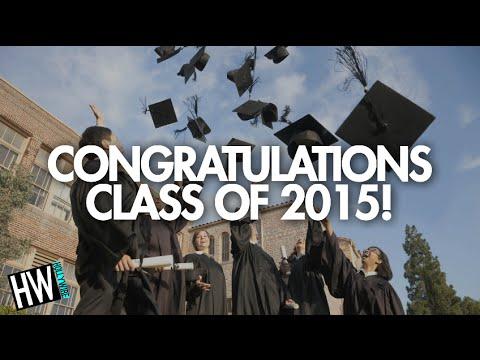 Top 9 Graduation Songs Of ALL TIME!  Hollywire