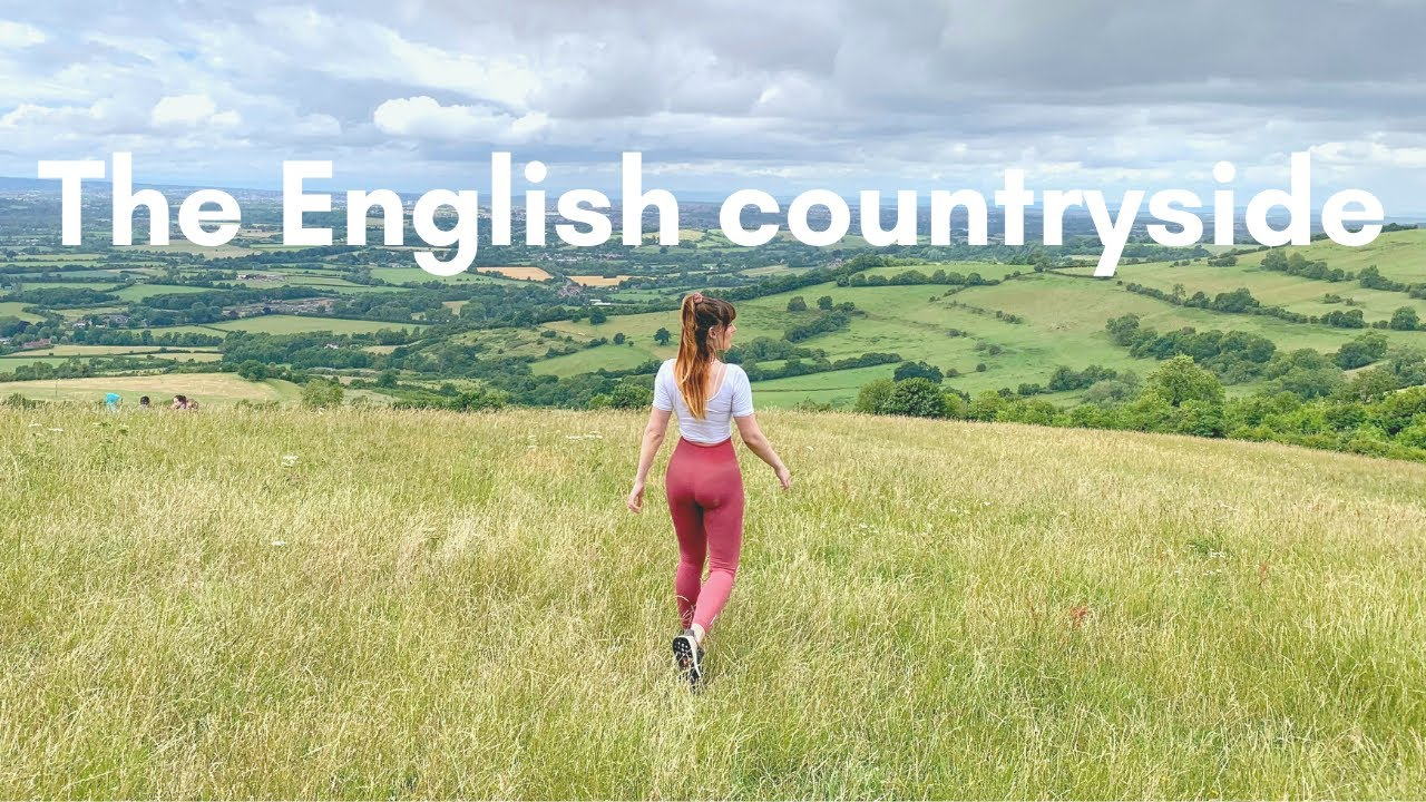 Walking around Bath & the English countryside | VLOG