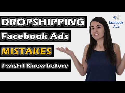 🔥🔥Dropshipping: Costly Facebook Ads Mistakes I wish I knew about before starting!😭 (Part 1) thumbnail