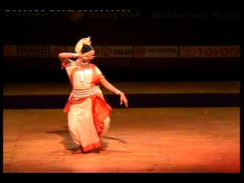 Odissi: Durga ; Sujata Mohapatra