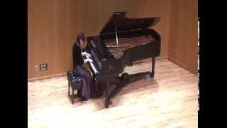 Schumann Piano Sonata No. 3 in F Minor, Op. 14 - Chun-Han Sophia Lin (林雋函)