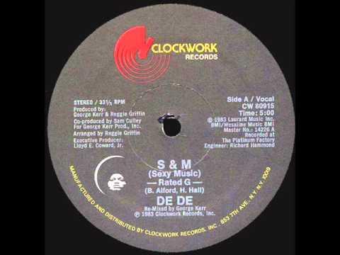 Starfunk - DE DE - S&M - Funk 1983