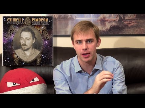 Sturgill Simpson - Metamodern Sounds In Country Music - Album Review