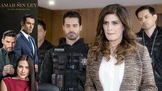 Por Amar Sin Ley 2 - Capítulo 70: Sonia arresta a Alan - Televisa