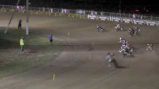 epic battle in last 5 laps of 2012 lima main