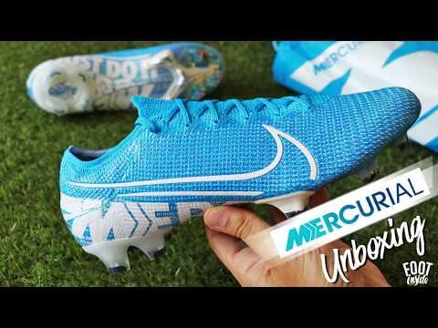 Vapor Inside 13 Nike EliteFoot Vidéo Unboxing Mercurial xWrBodCe