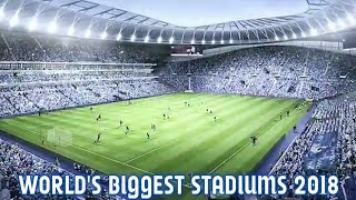 Top 10 Biggest Sports Stadium In The World 2018