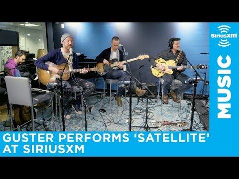 "Guster performs ""Satellite"" at SiriusXM"