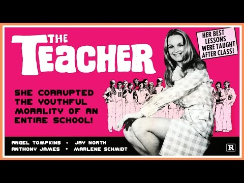 The Teacher (1974) Trailer - Color / 0:59 mins