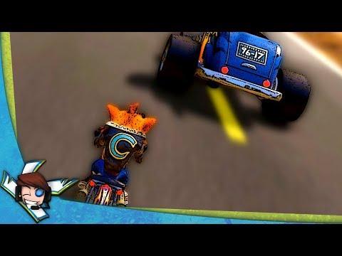 Crash Bandicoot (3) N. Sane Trilogy #17 : Attention à la route !