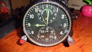Авиационные часы АЧС 1 замена баланса
