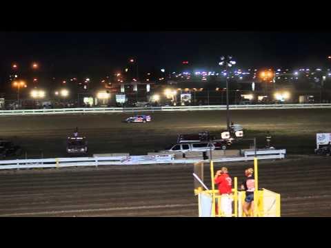 EWSC Racing IMCA Sport Mod Feature 7/13/2012
