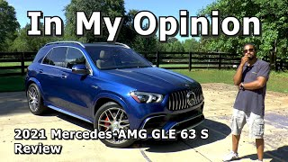2021 Mercedes-AMG GLE 63 S Review (1440p) - In My Opinion