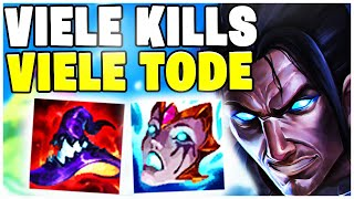 VIELE TOTE VIELE KILLS | Noway4u Highlights LoL