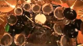 Aquiles Priester  Melhor baterista do mundo ( PsychOctopus Solo)