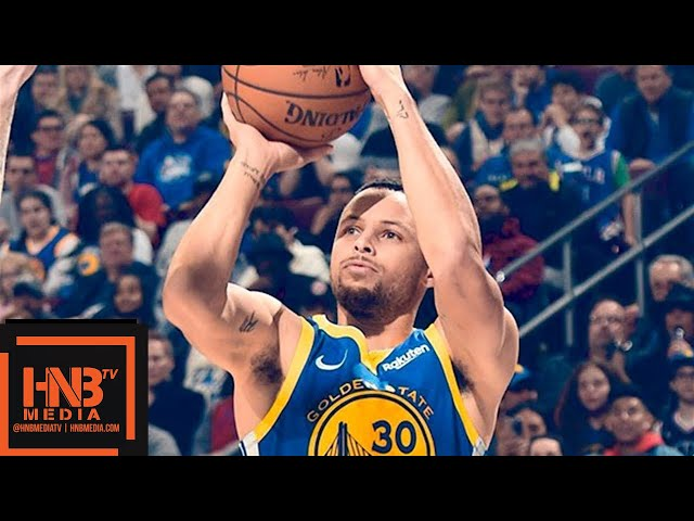 Golden State Warriors vs Philadelphia Sixers Full Game Highlights | March 2, 2018-19 NBA Season
