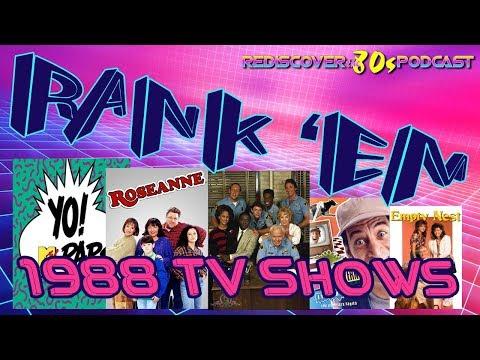 Rank 'Em: 1988 TV Shows