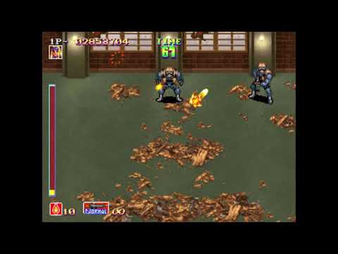 Let's Play Shock Troopers:Off To Town |