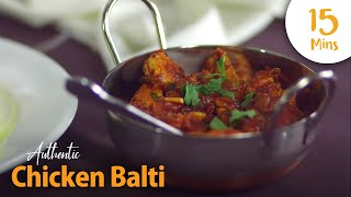 How to make an authentic Chicken Balti