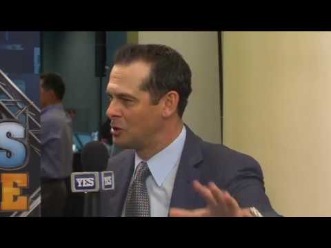 Aaron Boone on Giancarlo Stanton, Aaron Judge and the Yankees lineup