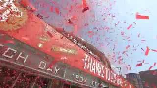 Best Of Parade Day At The Emirates