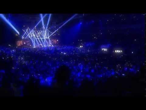 Miligram - Libero - Electric Tour - Kombank Arena - Novembar 2014 - Full HD