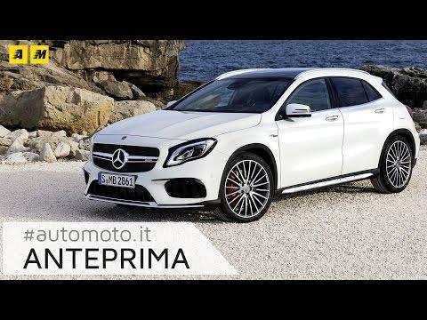 Mercedes GLA restyling 2017 (+ AMG) | Anteprima