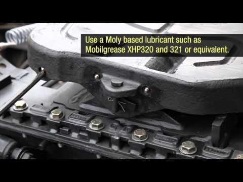 Fontaine Fifth Wheel Preventive Maintenance Youtube