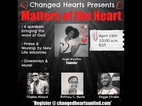 Matters of the Heart: Stephen Howard Trusting God