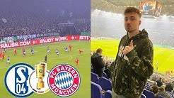 VIP Stadionvlog | Schalke 04 - FC Bayern in der Veltins Arena | ViscaBarca