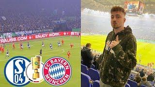 VIP Stadionvlog   Schalke 04 - FC Bayern in der Veltins Arena   ViscaBarca