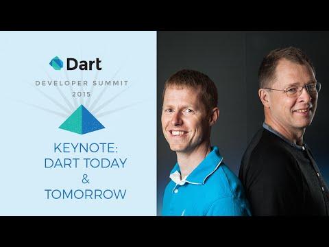 Keynote: Dart Today & Tomorrow  (Dart Developer Summit 2015)