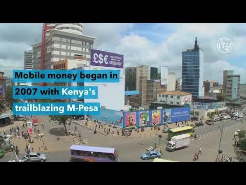 FIGI 2021: M-PESA – Trailblazing mobile money adoption in Kenya
