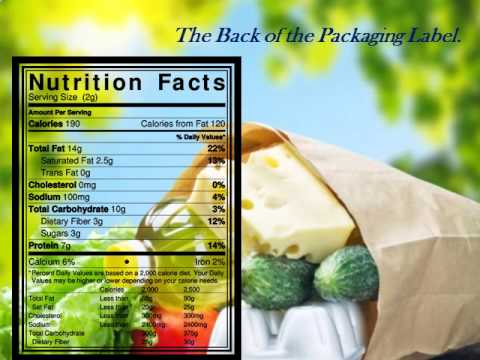Why food labels are important for consumers?