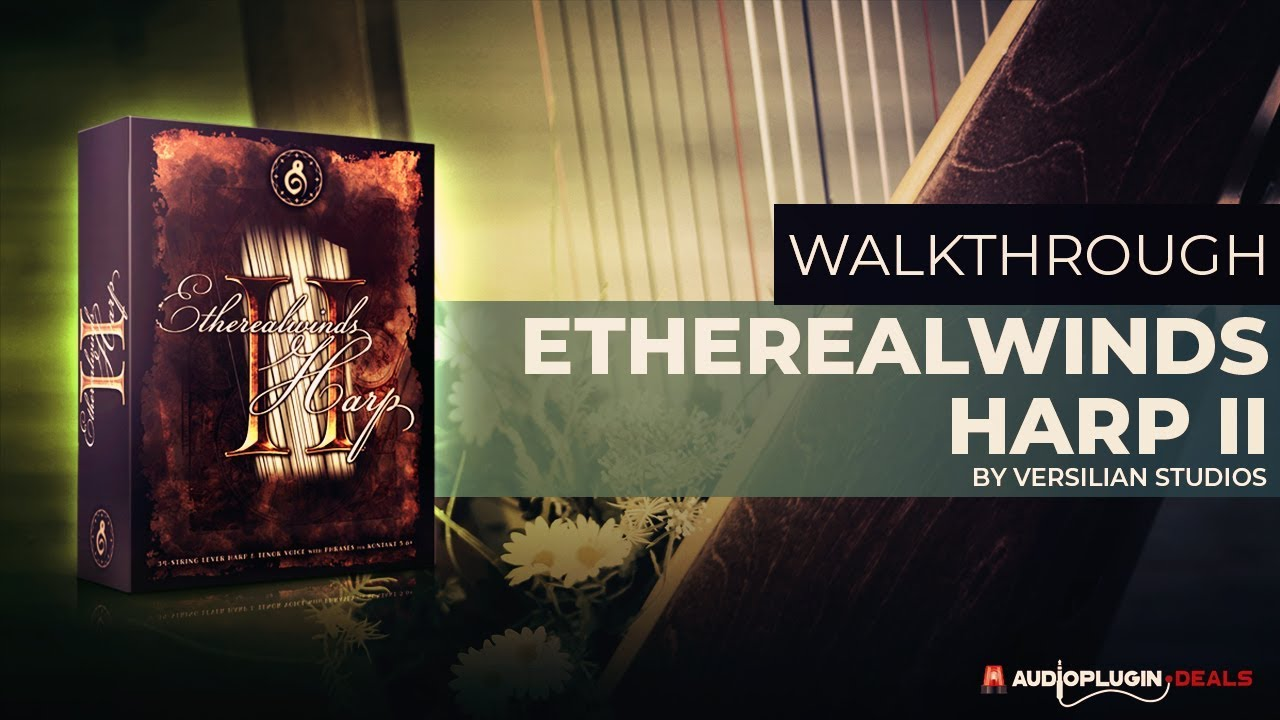 APD Etherealwinds Harp II - Walkthrough