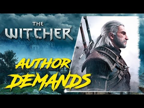 Witcher Author Demands $16 Million to CD Projekt - Reaction