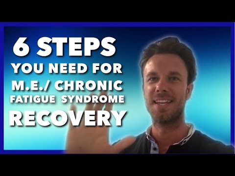 6 things you need during Recovery from M.E/Chronic Fatigue Syndrome