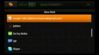 How to set up and use Google Talk on the Nokia N900