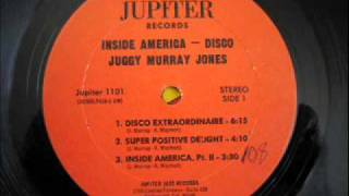 Juggy Murry Jones - Disco Extraordinaire