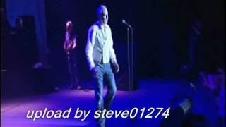 David Essex - Lamplight  live 09 - The Secret Tour 2/5
