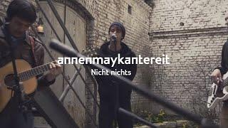Nicht Nichts - AnnenMayKantereit thumbnail