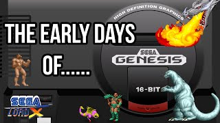 The Early Days oḟ Sega's Genesis