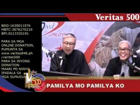 Misyong Pilipino 2017 Invitation ni Fr. Dave Concepcion sa Radio Veritas