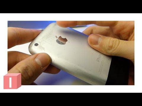 Обзор iPhone 2G в 2020 году