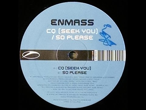 {Vinyl} Enmass - So Please