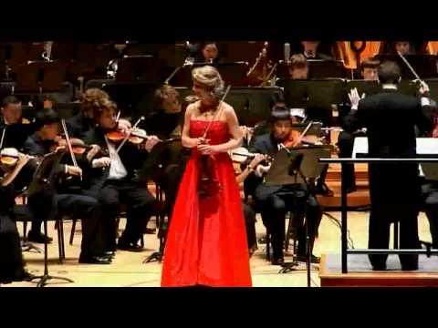 Elizabeth Pitcairn-Verizon Hall, Bruch Concerto Mvt. III