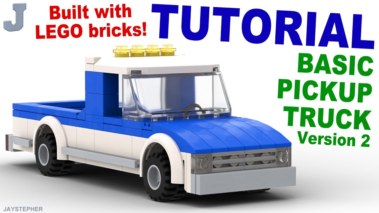 Public Bathroom Sink tutorial - lego public bathroom [cc] - youtube
