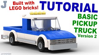 How to Build a LEGO Public Bathroom TUTORIAL thumbnail