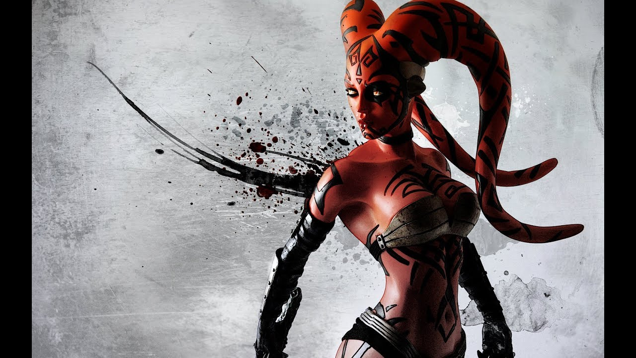 Best Darth Talon Cosplayer Is Here Exterme Hot And Latest Youtube